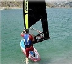 Granada Rules Curso windsurf express medio